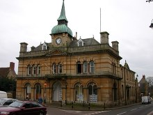 Towcester, The Town Hall, Northamptonshire © Ian Rob